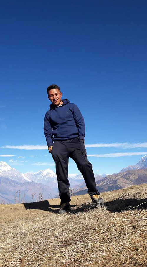 Dawa Tshering Sherpa